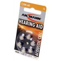 Батарейки к слуховым аппаратам