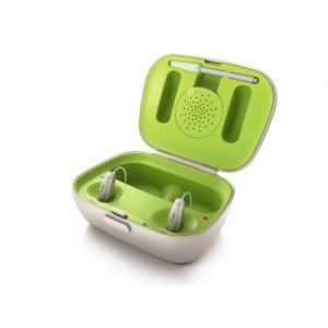 Зарядное устройство Audeo Phonak Charger Case RIC