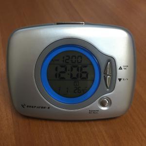 Карманные часы-будильник Вибратон-К
