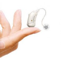 Слуховые аппараты с выносным ресивером
